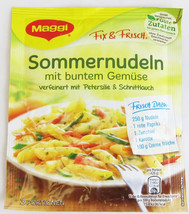 Maggi Summer Noodles Sauce in a pack -PACK of 1 - Made in Germany - $2.92
