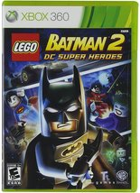 Lego Batman 2: DC Super Heroes (Xbox 360) - Pre-Owned - $10.00