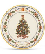 Lenox 2014 Finland Trees Around The World Plate Annual Christmas MADE IN... - $48.00