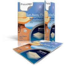PatchMD Sun Away - Plus Topical Patch 30 Day Supply - EXP 2022  - Brand New - $14.10