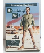 Breaking Bad The Complete First Season DVD, 2008 3-Disc Set - $5.00
