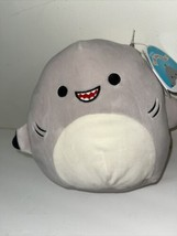 "Squishmallows Kellytoy Official Sealife Gordon the Shark 8"" Plush Doll Toy - $37.39"