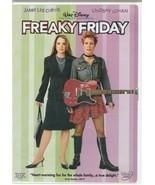 Freaky Friday DVD Walt Disney Movie Jamie Lee Curtis Lindsay Lohan - $4.94