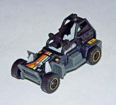Matchbox 2015 Jurassic World Series 1 Loose Vehicle Sahara Sweeper Black & Green - $3.00