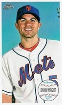 2011 Topps Lineage Giant Box Loaders #TG15 David Wright Mets NM-MT - $5.00