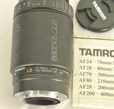 Tamron LD 70-300mm f/4.0-5.6 LD AF camera lens for Sony image 2