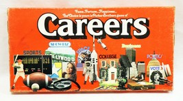 Vintage Complete 1979 Parker Brothers Careers Board Game - £25.10 GBP