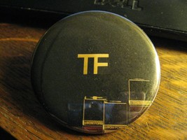 Tom Ford Specchietto Tascabile - Repurposed Logo Design Rivista Campagna - $19.85