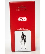Hallmark  K-2SO  Star Wars  Rogue One Limited Edition Keepsake Ornament ... - $54.44