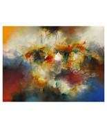 Thunder Painting by Leonidas Zavaleta - $900.00+