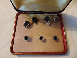 Krementz Cuff Links and Shirt Button Studs - $35.00