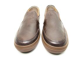 Cole Haan Men's Ricta Slip On Shoes Color Dark Roast Size 8M - $48.37