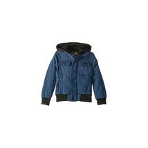 Urban Republic Kids Augustine Quilted Microfiber Bomber jacket, Navy, Sm... - $84.15