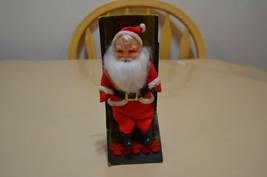 Vintage Santa Claus Sitting In Chair - $28.94