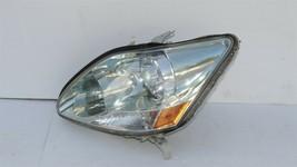 04-06 Lexus LS430 HID Xenon Headlight Head Light Driver Left LH *POLISHED*