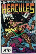 HERCULES (1982 Mini Series) 1 2 3 4 - (1982 Mini Series) 1 2 3 4 - All N... - $24.99