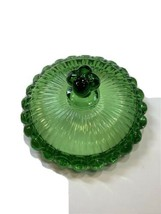 Replacement Glass Lid Depression Green, Made in USA , - $11.30