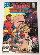 Tales of the Legion of Superheroes No. 325 Comic Book DC Comics July 198... - $11.65