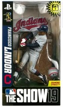 Francisco Lindor Cleveland Indian McFarlane Toys MLB The Show 19 Series ... - $18.49