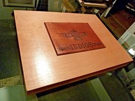 PUROS INDIOS - CIGAR BOX HUMIDOR CASE - DISCONTINUED RARE CIGARS & BANDS - $400.00
