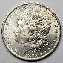 1883O MORGAN SILVER $1 DOLLAR Coin Lot# 519-24