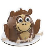 Monkey Fingeroo Small Cake Topper - $8.66