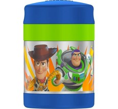 Thermos 10oz Toy Story FUNtainer Food Jar - Blue/Sliver - $13.20