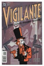 1995 Vigilante City Lights, Prairie Justice Comic #2 from DC Comics - $1.98
