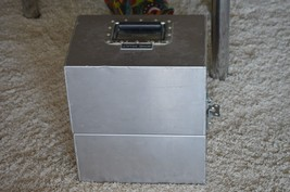 Wine Vault Storage Unit Aluminum Insulated With 2 Locks - $112.50
