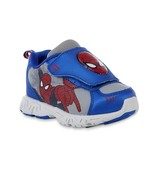 NEW Marvel Spider-man Light Up Shoes Sneakers Size 7 or 8 - $21.99