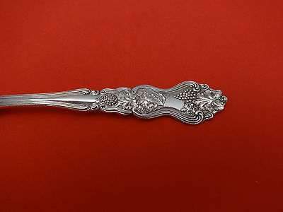 """Moselle by International Plate Silverplate Butter Spreader Large Flat Handle 6"""""""