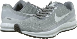 Men's Nike Air Zoom Vomero 13 Running Shoes, 922908 003 Multi Sizes Grey/Platinu - $129.95
