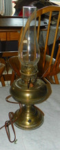 Brass Electrified Table Lamp - $199.00