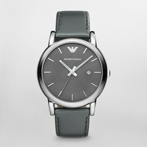 Emporio Armani AR1730 Gray Classic Mens Watch - $113.91