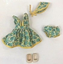 Vintage Vogue Doll Clothes Dress Ginny 1950's - $49.49