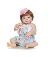 NPK Doll Waterproof Soft Silicone Simulation Reborn Baby Dolls Artificia... - $107.20
