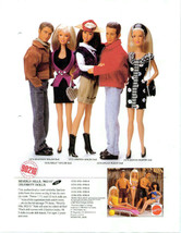 (3) Mint In Mailing BOXES..90210 Dyln< Donna Brandon 1991 Mattel Sealed - $310.00