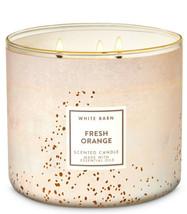 White Barn Fresh Orange Three Wick.14.5 Ounces Scented Candle - $22.49