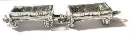 OPEN CAR FIGURINE CAST WITH FINE PEWTER - Approx. 1 1/4 inch Long  (T157) image 1