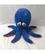 """Kohls Cares Octopus Blue Orange Plush 12"""" Pout Pout Fish Deborah Diesen - $14.84"""