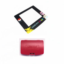 New BERRY Game Boy Color Battery Cover + Pokemon Jigglypuff Screen GBC - $7.22