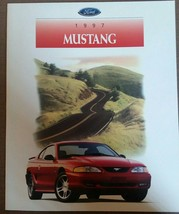 1997 Ford Mustang Sales Brochure - $9.85