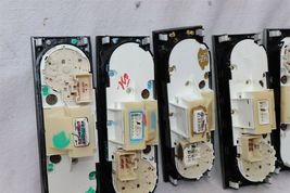 05-10 Toyota Tacoma Heat AC Climate Control Fan Switch *LOT OF 5 CORE FOR PARTS* image 9