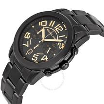 Michael Kors 5858 Black-plated Ladies Watch - $69.00