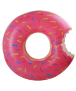 Summer Vacay Pink Donut Swimming Float - £27.41 GBP