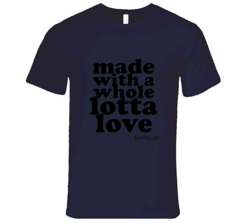 Lotta Love - Men Tee T Shirt