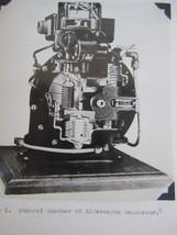 Aircraft Cabin Pressurization Vintage Cal Poly Thesis Aeronautics Flight... - $21.61