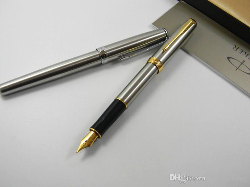 Parker sonnet stainless steel medium m nib
