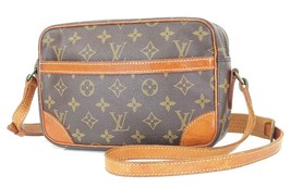 Authentic LOUIS VUITTON Trocadero 24 Monogram Shoulder Bag #33247 - $319.00