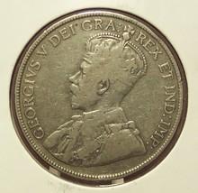 KM#12 1917-C Silver Newfoundland Half Dollar #0042 - $15.99
